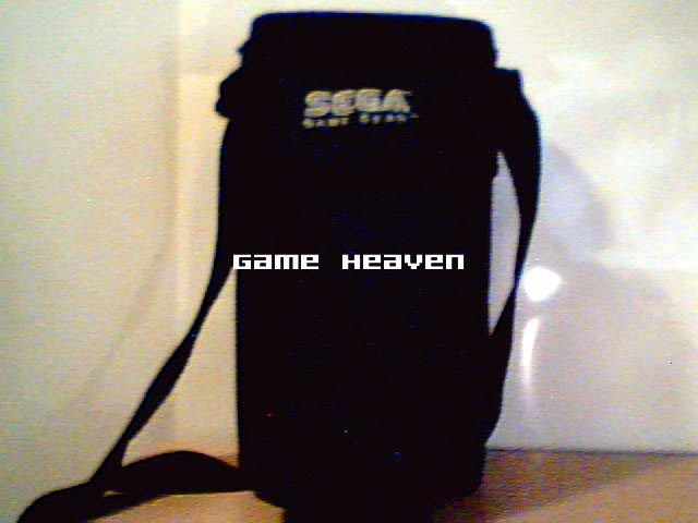 Sega Game Gear Travel Case