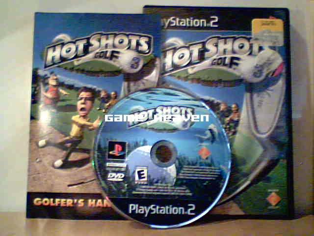 Hot Shot Golf 3 - Complete