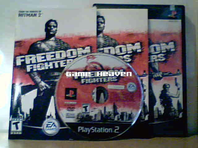 Freedom Fighters - Complete