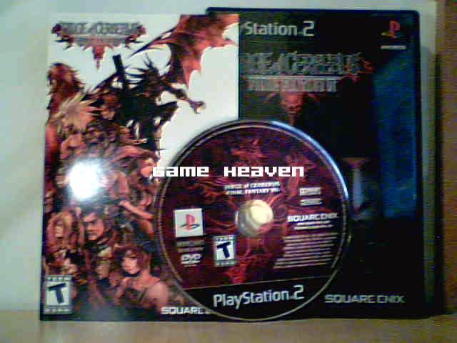 Dirge of Cerberus: Final Fantasy VII - Complete