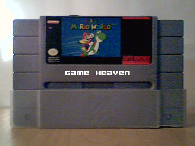 Super Mario World - SNES