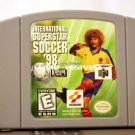 International Superstar Soccer '98 - N64