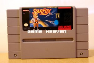 Star Fox - SNES