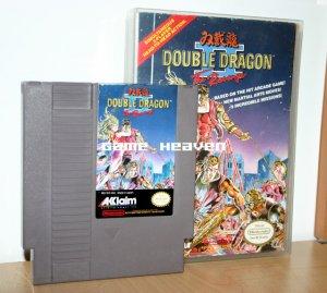 Double Dragon II: The Revenge - With Plastic Case - NES