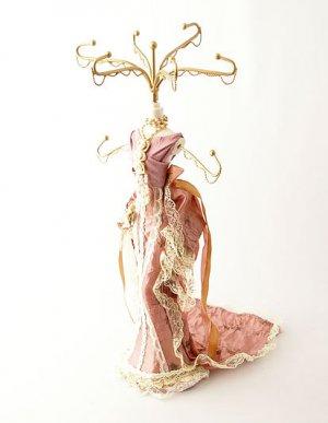 Elegant Evening Figurine Jewelry Organizer Reg $79.99