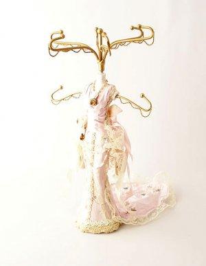 Elegant Figurine Jewelry Organizer Reg $79.99