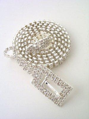 3 Line Crystal Belt Reg $59.99