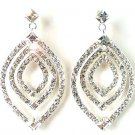 2 Inch Victorian Design Earrings $49.99