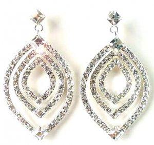 2 Inch Victorian Design Earrings $49.99