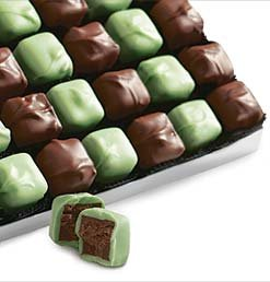 Chocolate Mint Fannie May