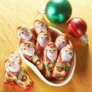 Milk Chocolate Santa Goody Bag