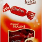 Guylian Chocolate Twist Boxes dark praline