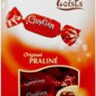 Guylian Chocolate Twist Boxes dark praline