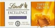 LINDT TOFFEE CRUNCH
