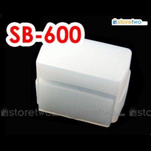 Flash Bounce Diffuser Cap for Nikon Speedlight SB-600, Nissin, Olumpus, Panasonic, Sunpak