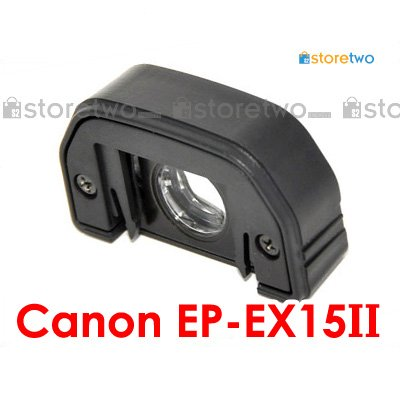 Eyepiece Extender EP-EX15II - JJC Eyepiece Extender for Canon Camera