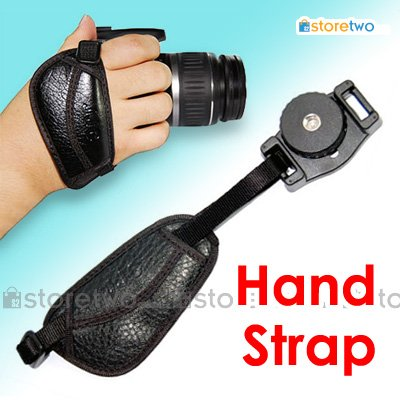 Hand Strap Grip for DSLR, SLR, Prosumer Cameras