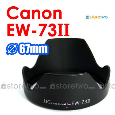 EW-73II - JJC Lens Hood for Canon EF 24-85mm f/3.5-4.5 USM