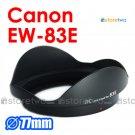 EW-83E - JJC Lens Hood for Canon EF-S 10-22mm f/3.5-4.5 USM, EF 16-35mm f/2.8L USM, 17-40mm f/4L USM