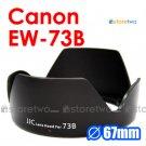 EW-73B - JJC Lens Hood for Canon EF-S 18-135mm f/3.5-5.6 IS STM, EF-S 17-85mm f/4-5.6 IS USM