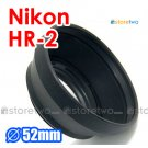 HR-2 - JJC Lens Hood for Nikon AF-S 18-55mm f/3.5-5.6G VR DX NIKKOR