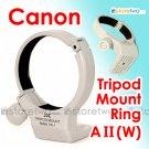 JJC Tripod Mount Ring A II (W) for Canon EF 70-200mm f/4L IS USM, f/4L USM
