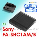 Shoe Cap FA-SHC1AM/B - JJC Hot Shoe Cap for Sony / Konica Minolta Camera