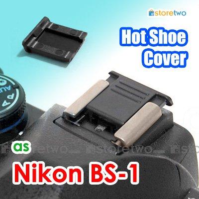 Shoe Cap BS-1 - JJC Hot Shoe Cap for Camera