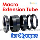Macro Close Up Extension Tube Set for Olympus Camera