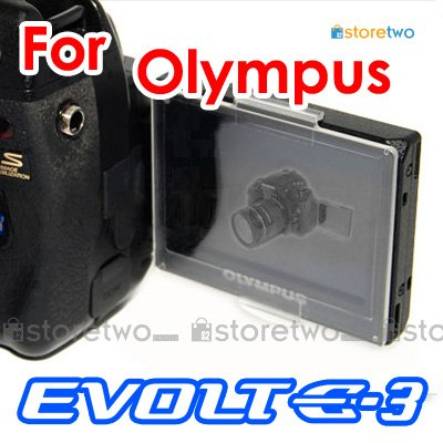 JJC LCD Cover for Olympus EVOLT E-3