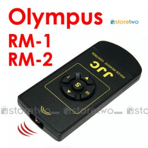 RM-1/RM-2 - JJC Compact Infrared Wireless Shutter Remote Control for Olympus Camera