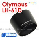 LH-61D - JJC Lens Hood for Olympus Zuiko Digital ED 40-150mm f/4.0-5.6 MZD ED 40-150mm R