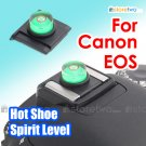 JJC Hot Shoe Cap with Bubble Spirit Level