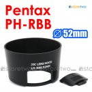 PH-RBB 52mm - JJC Lens Hood for Pentax smc DA 50-200mm f/4.0-5.6 ED