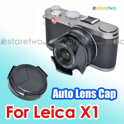 JJC Self-retaining Auto Lens Cap for Leica X1 (ALC-X1)