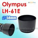 LH-61E - JJC Lens Hood for Olympus Zuiko Digital ED 70-300mm f/4.0-5.6, M.Zuiko 70-350mm f/4.8-6.7