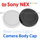 Camera Body Caps for Sony NEX E-Mount Camera NEX-3 NEX-5