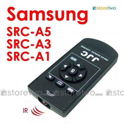SRC-A5, SRC-A3, SRC-A1 - JJC Compact Infrared Wireless Shutter Remote Control for Samsung Camera