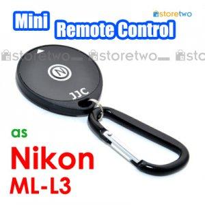 ML-L3 - JJC Mini Infrared Wireless Shutter Remote Control for Nikon Camera Coolpix A