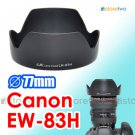 EW-83H - JJC Lens Hood for Canon EF 24-105mm f/4L IS USM 77mm