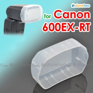 Flash Bounce Diffuser Cap for Canon Speedlite 600EX-RT