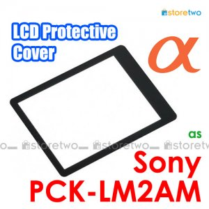 PCK-LM2AM - JJC LCD Screen Protective Sheet Cover for Sony Alpha A65 A57