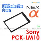 PCK-LM10 - JJC LCD Screen Protective Sheet Cover for Sony NEX-F3
