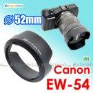 EW-54 - JJC Lens Hood for Canon EF-M 18-55mm f/3.5-5.6 IS STM