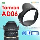 AD06 - JJC Lens Hood for Tamron SP AF18-200mm f/3.5-6.3 (A14) AF28-200mm f/3.8-5.6 (A031)