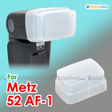 Flash Bounce Diffuser Cap for Metz 52 AF-1