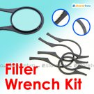 Lens Filters Wrench Kit 2 Pairs Large Small 49mm 52mm 55mm 58mm 67mm 72mm 77mm