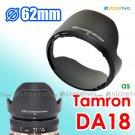 DA18 - JJC Lens Hood for Tamron AF18-250mm MACRO (A18) 18-270mm VC (B008)