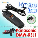DMW-RS1/DMW-RSL1, CD-D1 - JYC 5 Meters Shutter Remote Control for Panasonic, Leica Camera