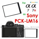 PCK-LM16 - JJC LCD Screen Protective Sheet Cover for Sony Alpha 7R 7